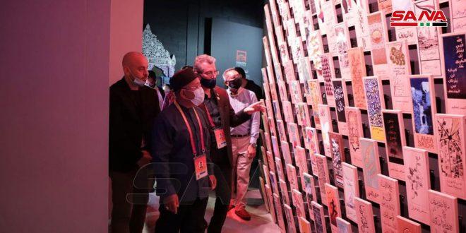Делегация из Малайзии посетила сирийский павильон на Expo Dubai-2020