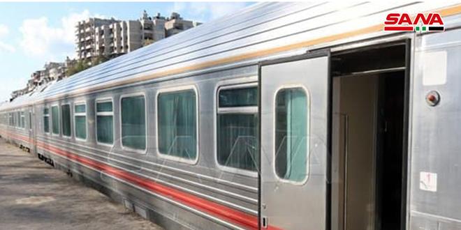 Возобновление движения пассажирских поездов по маршруту Тартус – Латакия и провинции Алеппо