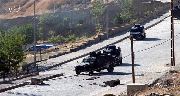 Türkiye'nin Güneydoğusunda Silahlılarla Çatışmada 1 Asker Öldü 3 Asker de Yaralandı