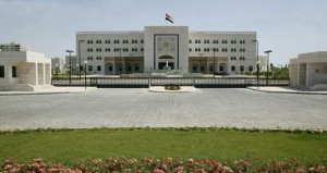 Cabinet building