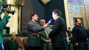 funeral-Hossein Hamedani-Iran 1