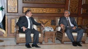 Interior Minister - Pakistani ambassador 1