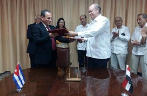 Syria-Cuba-health-agreement 2