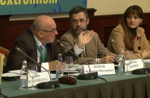 forum of Journalists of the Muslim Countries against Extremism-Moscow 2