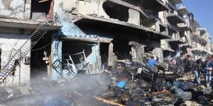 terrorist-bombing-explosion-al-Zahraa-Homs 9