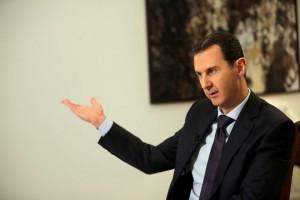 President Assad_AFP_1