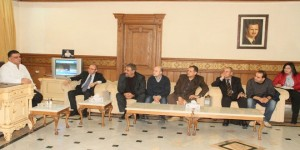 Syrian Community in Italy - Tartous governor 1