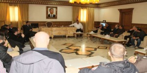 Syrian Community in Italy - Tartous governor 3