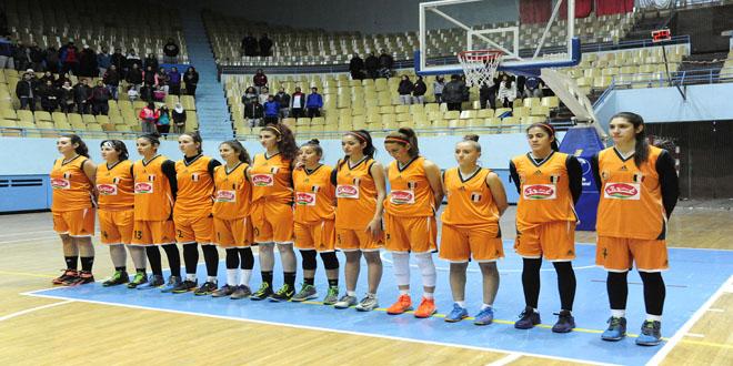 Al-Wahda team wins Syria's women basketball Cup-VIDEO