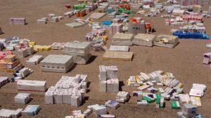 medicines-seized-Sweida 1