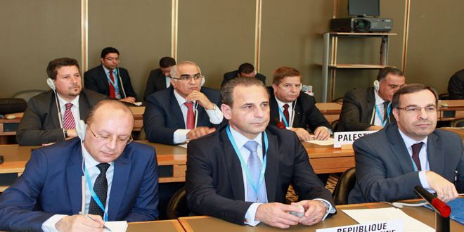 Syria Belarus Sign Agreement On Cooperation In Health Mutual