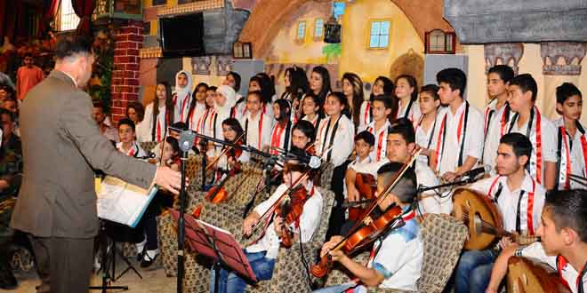 1st Damascus Countryside Festival for Culture, Heritage ...