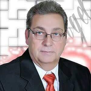 Author Ali Ahmad al-Abdullah