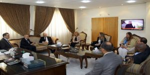 Water Resources Ministry-OXFAM-MoU 2