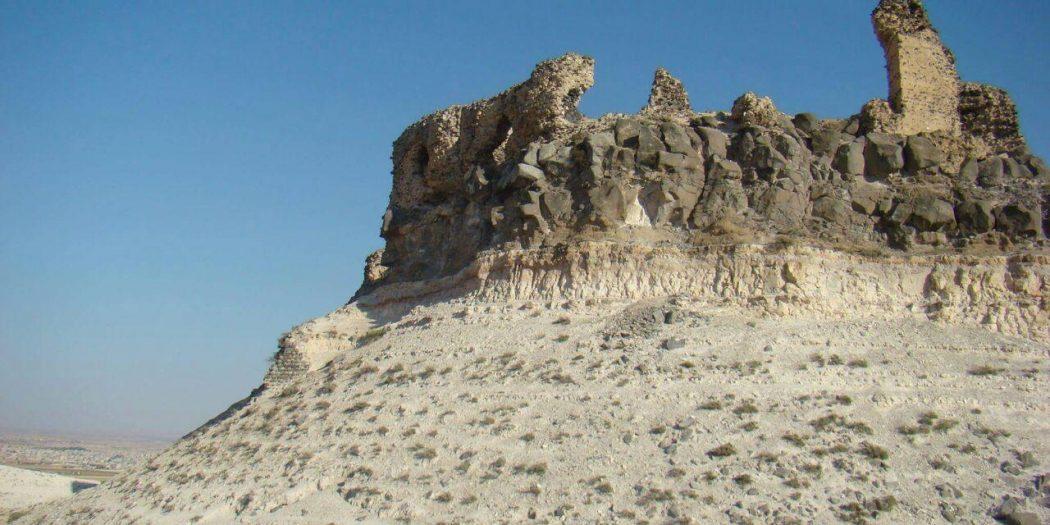 قلعة شميميس السورية