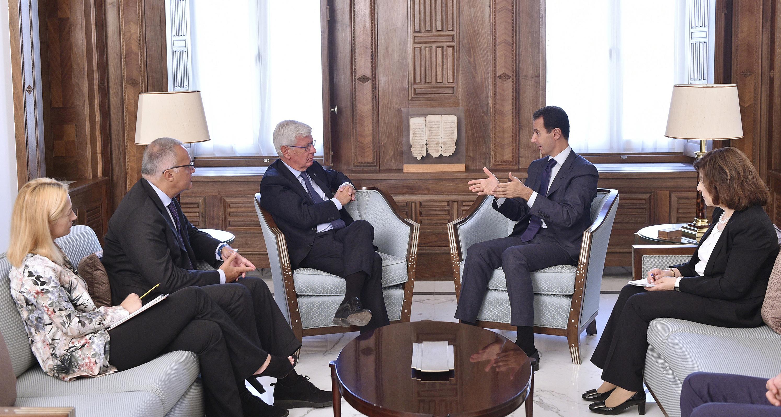 Stati uniti e siria verso una distensione di fatto for Concorsi parlamento italiano 2017