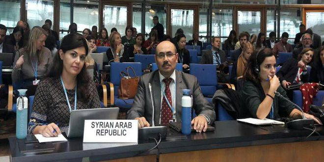 Syria To Join Paris Agreement On Climate Change Syrian Arab News