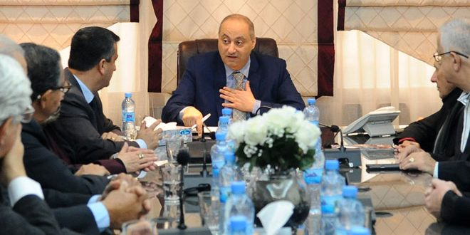 Information Minister: Media situation in Syria good