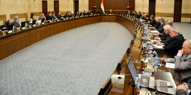 The Cabinet Outlines Main Factors Of Governmentu0027s Work During 2018