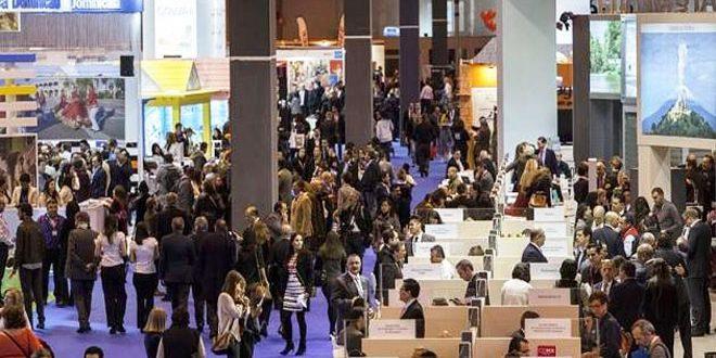 Syria Participates In Fitur International Tourism Fair 2018 Madrid