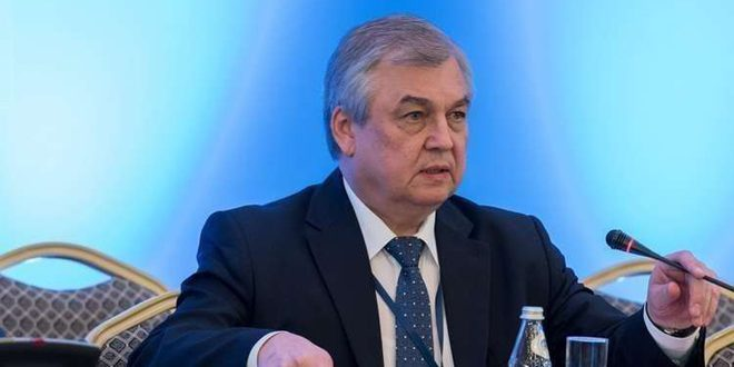 Lavrientyev: Russia sent invitations to a number of countries to attend Congress in Sochi