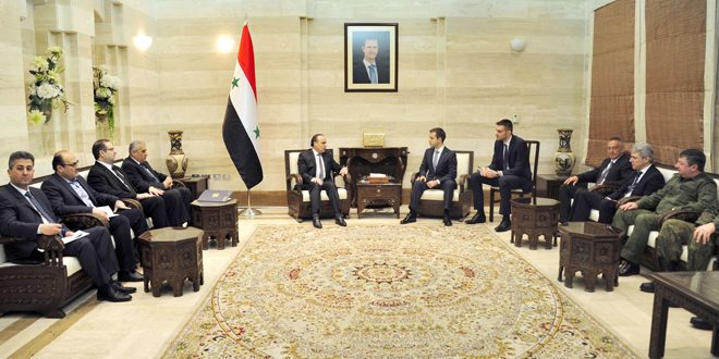 Syria and Russia discuss ICT cooperation