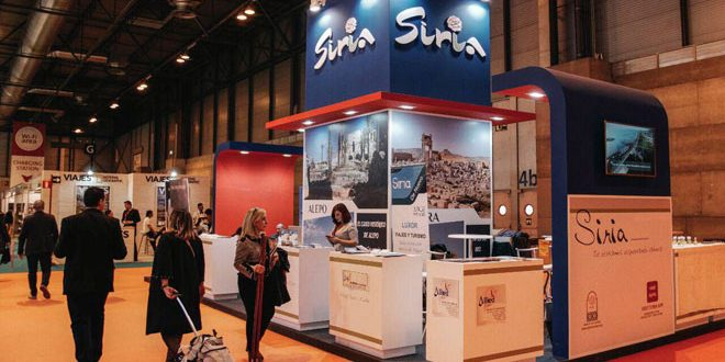 Spanish figures: Syria's participation in FITUR Fair reflects its victory against terrorism