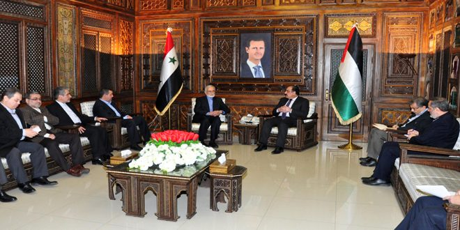 Al-Hilal: Priority in Syria is to eliminate terrorism