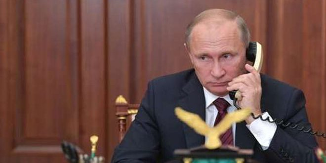 Putin: Cessation of combat activities in Syria does not include terrorist organizations