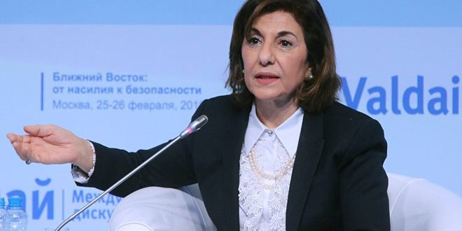 Update-Shaaban: Turkish aggression and US presence in Syria impede political solution and victory over terrorism