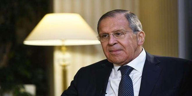 Lavrov: Illegal presence of foreign forces in Syria  direct involvement in war