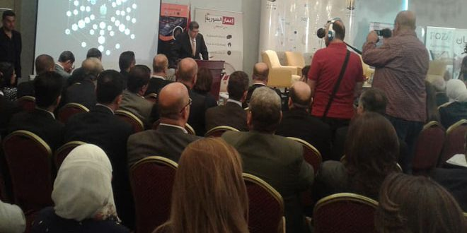 Fourth Businessmen Forum kicks off in Lattakia
