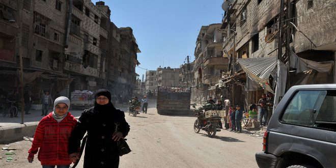 Over 143 000 Civilians Evacuated To Safety From Eastern Ghouta