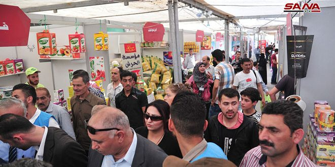 35 companies participate in Ghouta Shopping Festival 3