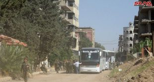 buses – Page 2 – Syrian Arab News Agency