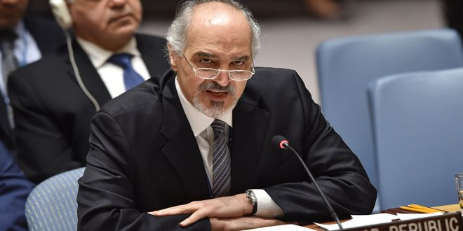 Al-Jaafari: Syria supports Argentina's legitimate rights to Malvinas Islands