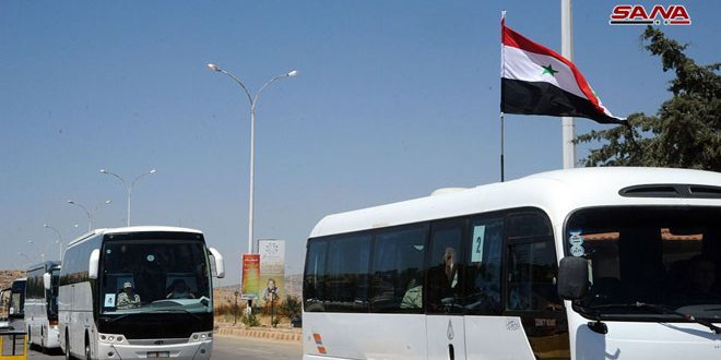 Makhoulf: Return of displaced Syrians a priority for the government, Mikdad: We will facilitate their return in all ways