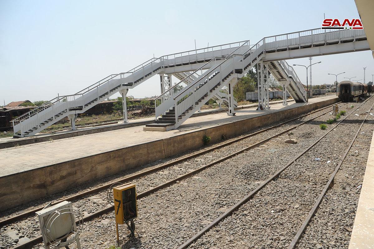 Al-Qadam railway station ready to transport visitors to ...