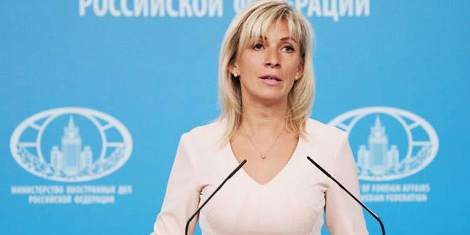 Zakharova: Al-Nusra is supplying armed groups in Syria with chemical weapons