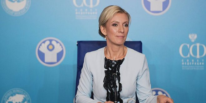 Zakharova: Jabhat al-Nusra terrorists refuse to leave demilitarized zone in Idleb