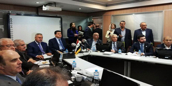 Syrian-Iranian Businessmen Forum kicks off in Tehran