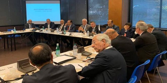 Syria participates in meeting of Joint Italian Arab Chamber