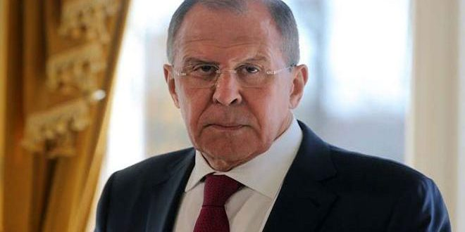 Lavrov: Any foreign presence in Syria without invitation by government is illegitimate