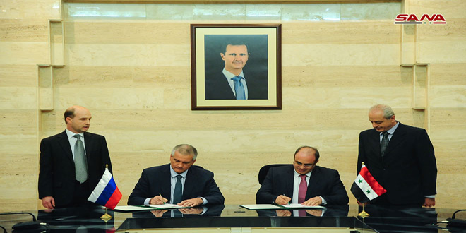 Syria, Crimea adopt steps to enhance bilateral relations