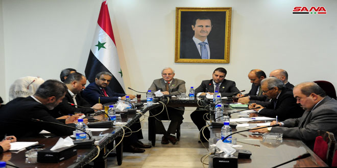 Syria , Pakistan discuss parliamentary cooperation