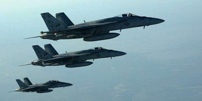 23 civilians killed in US-led coalition airstrikes on Deir Ezzor countryside
