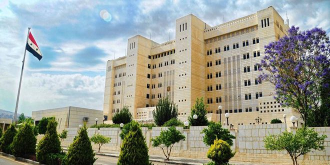Foreign Ministry: Israeli aggression on Syria part of attempts to prolong crisis