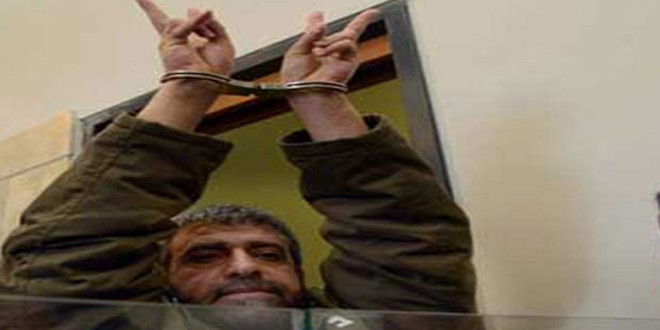 Captive al-Maqt renews commitment to go ahead along road of resistance and struggle