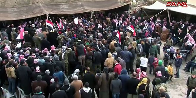 Clans of Deir Ezzor call on government to rebuild bridges destroyed by US-led coalition