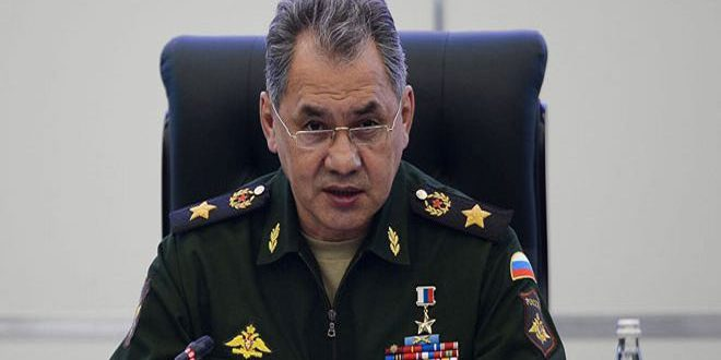 Shoigu: Stability in Syria will be a major issue in upcoming Moscow Conference on International Security